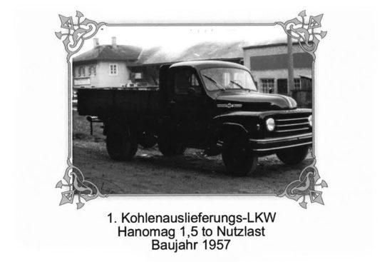Chronik - Hettegger & Sohn