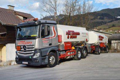 Mercedes 2645 – Fuhrpark Hettegger & Sohn