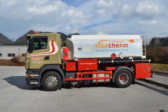 Scania 420 – Fuhrpark Hettegger & Sohn
