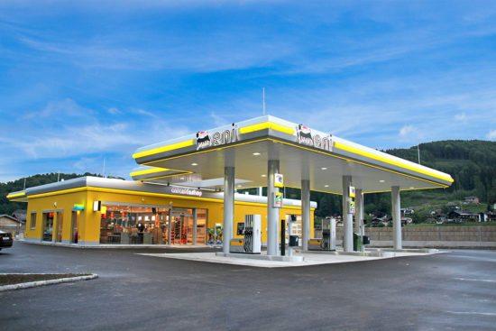 Tankstelle in Kuchl & Golling - Hettegger & Sohn